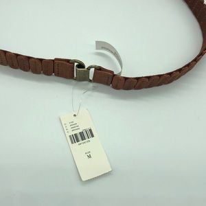 138bcb9799e09 Anthropologie Accessories - Anthropologie Bronze Tabby Stretch Belt NWT